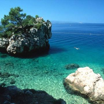 Chorwacja, morze