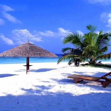 Indonezja, plaża