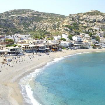 Kreta, plaża